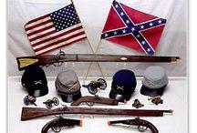 Civil War (American) / by Gail Freeman Ford