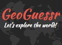 Geoguesser / by Andrea