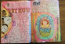 Art journal 8 / by Albina