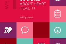 #4MyHeart Challenge / by The Heart Truth