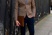 Men's style / by Manu Luize