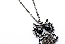 Owl Necklaces / by SouthernOwl Boutique