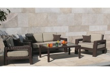 Outdoor Furniture / by Alissa Sarate