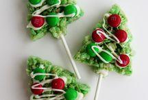 Christmas Treats and Eats / by Kate Elizabeth Jean