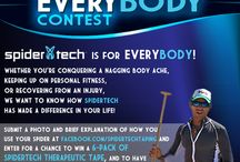 Every-Body Contest! / by SpiderTech Tape