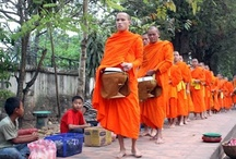 Lovely Luang Prabang! / www.aladyinlondon.com / by A Lady in London