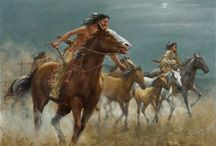 Native Americans / by Santa James Andrews