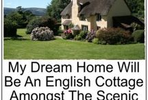 Dreamhouse - English Cottage, South England / by Patricia Loya