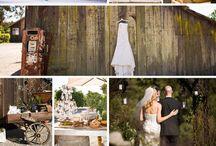 Wedding ideas / by Sheila Miller