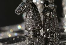 Chess Sets, Pieces & Boards / by Adelén Delle