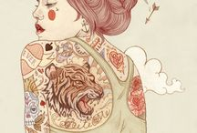 Illustrating A Point / by Alexandra Adrian