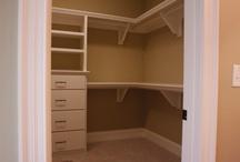 Home - Closets / by Jennifer Wyant