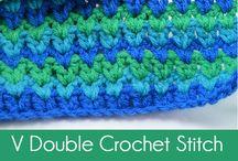 Crochet Stitches & Techniques / by Michelle Single