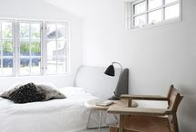 Bedrooms / by Maybrit Lind