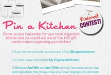 Pinterest contest examples / by Anne Buehner