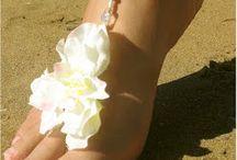 Brit's Beach Wedding / by Kristen Presker