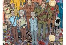 Comics / by Mackenzie Zullig