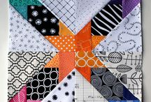 Baby quilt blocks / by Amy Blanchard