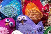 Craft - Fabric / by Turi Henderson