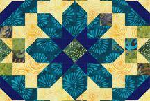 EQ7 Quilt block ideas / by Julie Taylor