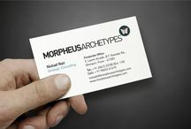 Business Cards / by Inspirationfeed