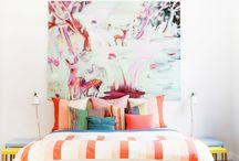 Dream Rooms / by Shiloh Bennett