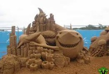 Sand Sculptures  / by Sherri Noel