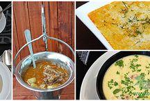 Supe si ciorbe / by Bucataresele Vesele