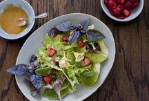 Sensational Salads / Refreshing and flavorful summer salads  / by Grain Foods Foundation