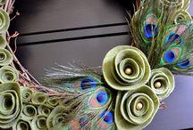 craft -wreaths / by Terrianne Brown