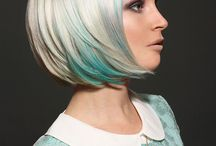 Beauty / A collection of hair and make-up images.  / by Ashley Minette