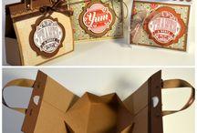 papercrafts / by Sherry Shea
