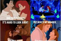 Disney and the like ^_^ / by Megan Messerli