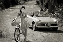 Dolce Vita / Celebrating the 50's and 60's italian Dolce Vita era / by Mike Luca