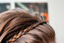 hair dos / by Angela Conde