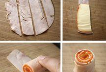 Food ideas / by Danielle Goudreau