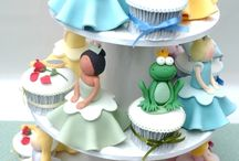 Cake ideas / by Janel Webb-Rickey