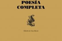 Literatura & Libros / by Victor Alonso