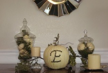 Wreaths. Oh and other Holiday Decor too! / by Chelsea Yoder