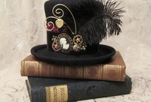 Everything Steampunk / This board is everything Steampunk in regards to Costumes, Hats, Goggles, Jewelry, etc. / by Cindy DeShields