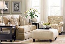 new living room ideas  / by Joann Grosskopf