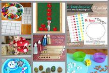 Activities for kids / by Megan Sharron
