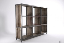Karpenter reclaimed teak furniture / by Poynters