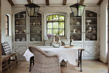 dining rooms / by Erin Potts Hofmann