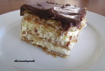 Desserts  / by Marcella Genut