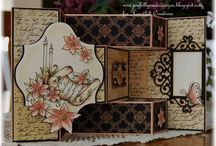 scrap cards cartes / by Ghyslaine Saugon