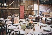 Reception Ideas / by Audrey