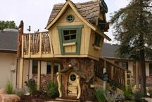 playscapes and houses / by Laci Crews