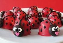 LadyBug Party Ideas / by Jessica Hopkins