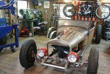 The Garage / by John McLemore